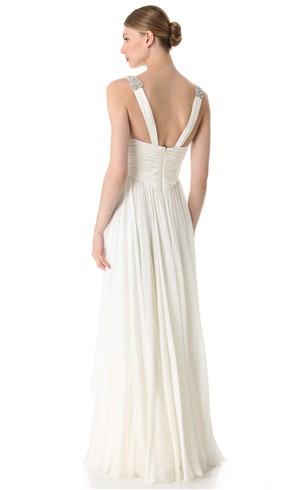 Flowy Wedding Gowns | Casual Wedding Dresses - Dorris Wedding