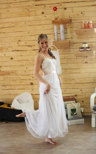 Racerback Lace Wedding Dresses, Racerback Style Bridal Dress ...