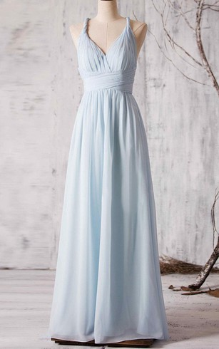 Ice & Pale Blue Bridesmaids Dresses, Pastel Blue Dress for ...