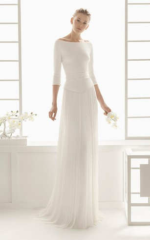 Wedding Dresses For Mature Brides - Dress Nour