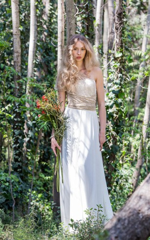Casual Style Country Bridals Dresses, Rustic Wedding Dress Casual ...