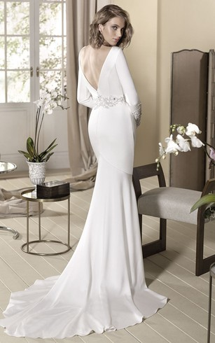 Stylish Mermaid & Trumpet Wedding Gowns   Fishtail Bridal Dresses ...