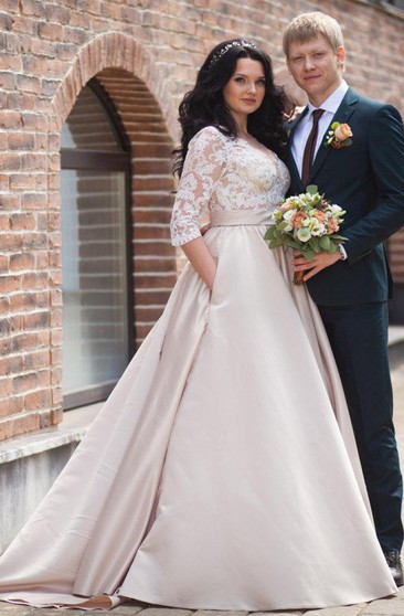 Wedding Dresses For Apple Shape - Dorris Wedding