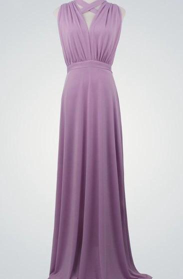 Ugly Purple Dress