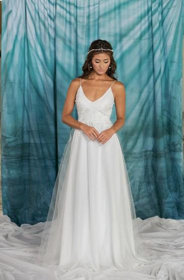 Traditional Wedding Gowns | Bridal Dresses For Arab - Dorris Wedding