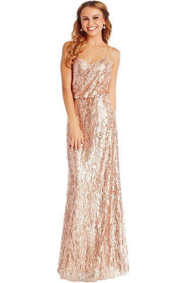 Plus Figurejunior Bridesmaids Dresses, Large Size Dress for ...