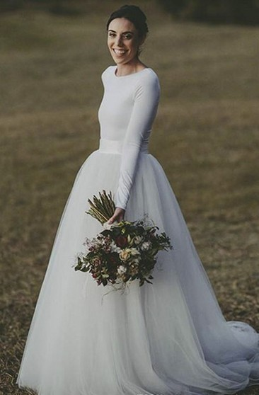Winter Wedding Dresses 2016 New Arrial Dorris Wedding