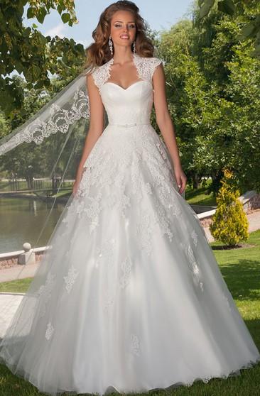 Gothic Plus Figure Wedding Dress, Goth Large Size Bridals ...