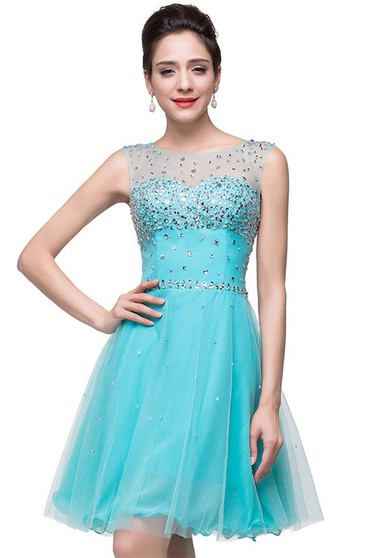 Latest Styles Homecoming Gown Stores | Cheap White Short Prom Dress ...