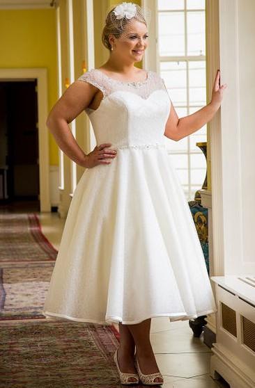 Cheap Huge Bridal Dresses | Big Ball Wedding Gowns - Dorris Wedding