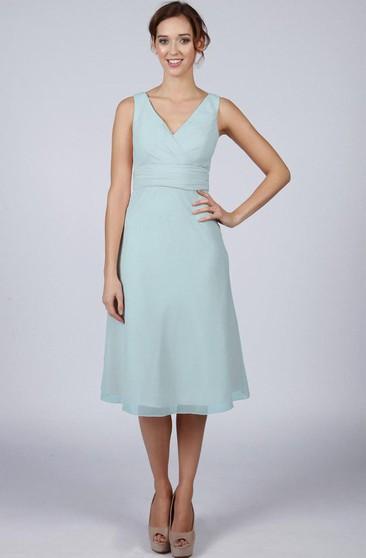 Long Chiffon Beach Bridesmaids Dresses | Beachy Bridesmaid Dress ...