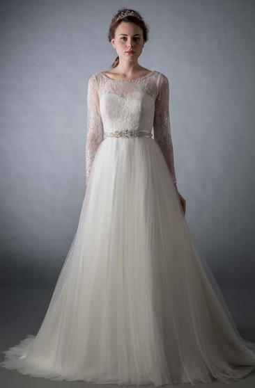Mature Wedding Dresses Second Marriage - Dorris Wedding