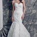 Fit and Flare Sweetheart Chapel Mermaid Wedding Dress