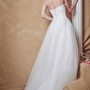 Classic Royal Embroidered Layered Lace on Tulle Wedding Ball Gown
